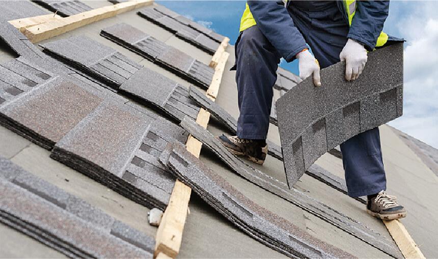 屋根修理サービス